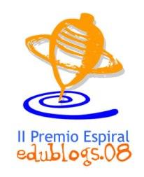 II Premio Espiral Edublogs